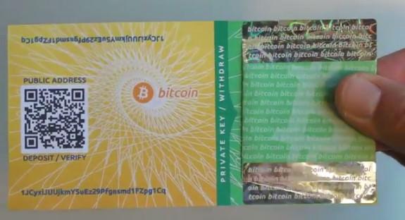 papper wallet bitcoin