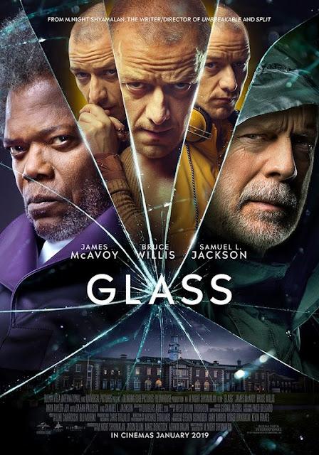 Review Film GLASS (2019) Psikologi Thriller