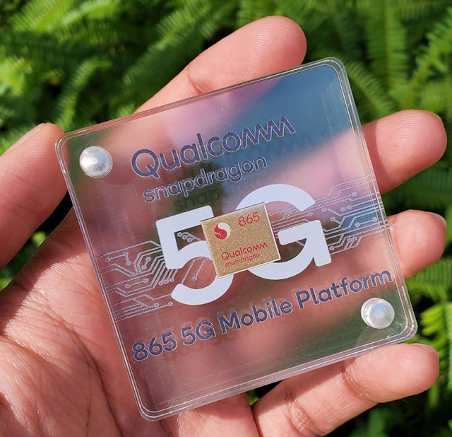 Snapdragon 865 チップセット