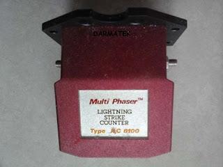 Darmatek Jual Multi Phaser Lightning Counter ILC-8000
