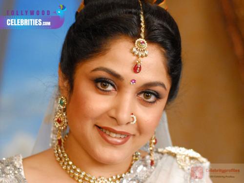 Tollywood Celebrities Ramya Krishnan Profile