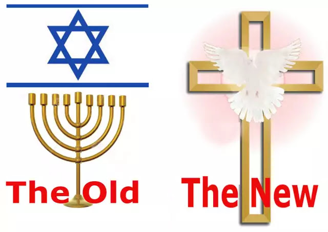 Difference between Old Testament and New Testament