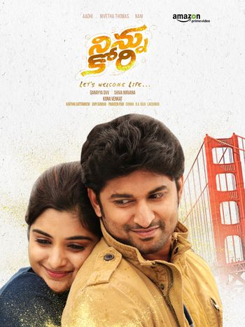 Ninnu Kori (Aaj Ka Khiladi) (2017) Hindi Dubbed WEB-DL 720p & 480p [x264/HEVC] HD | Full Movie