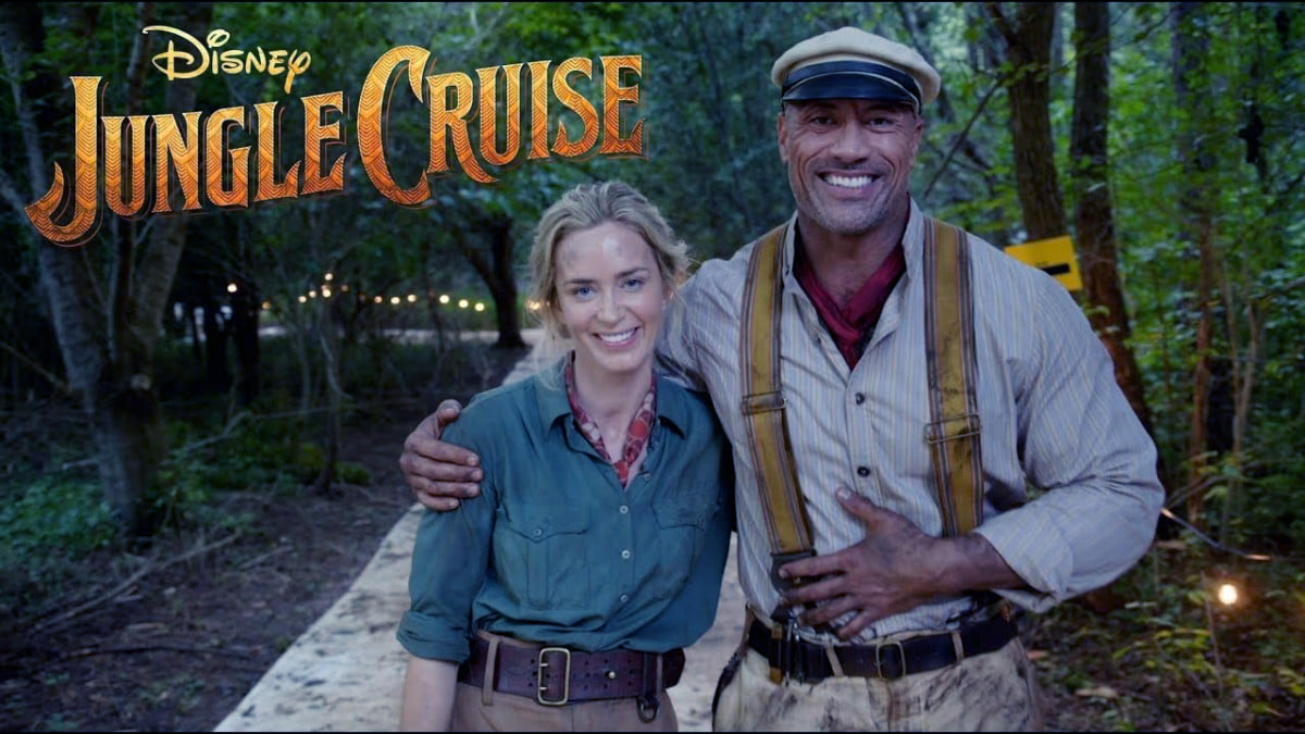 Bande-annonce officielle: Disney's Jungle Cruise - In Theaters Juillet 24, 2020!