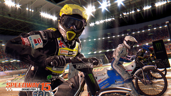 Download FIM Speedway Grand Prix 15 For Windows
