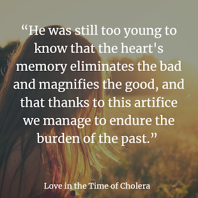 Love in the Time of Cholera best love quotes
