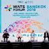 RISC ประสบความสำเร็จปลุกกระแส Well-being เพื่ออนาคตที่ยั่งยืน สร้างแนวร่วมกว่าพันคนในงาน WATS Forum 2019