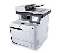 HP LaserJet M475dw Printer Driver Support