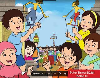 Buku Siswa Kurikulum 2013 SD/MI Kelas III Tema 5-http://www.librarypendidikan.com/