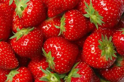 Las semillas de la fresa es donde se encuentran los antioxidantes de la fruta