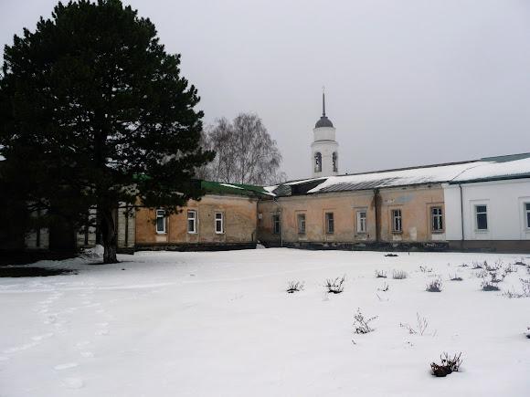 Самарський Свято-Миколаївський монастир. Архієрейський будинок