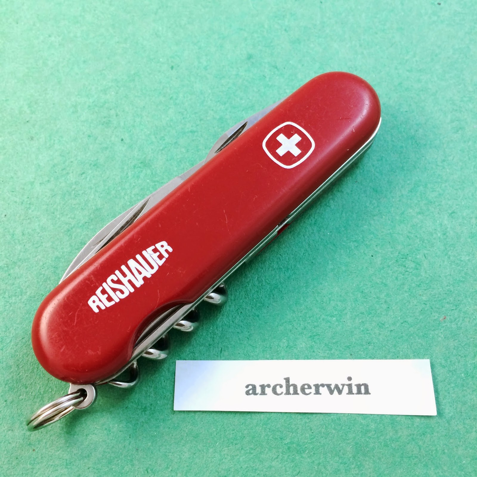 Archerwin S Swiss Army Knives Collection Wenger