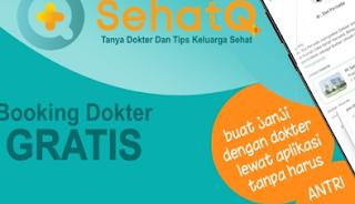 SehatQ, Platform Kesehatan Terlengkap Dengan Fitur Chat Dokter