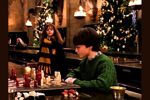 Christmas At Hogwarts