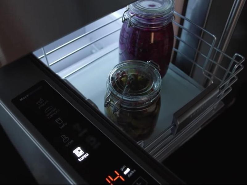 Vestel MAYA Buzdolabı ile herkes evinde mayalı gıda hazırlayabilecek