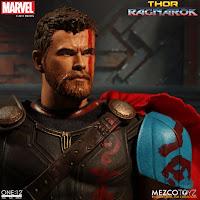 """Abierto pre-order de One:12 Collective Gladiator Thor de """"Thor: Ragnarok"""" - Mezco Toyz."""