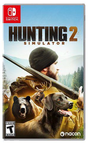 Hunting Simulator 2 v1.1.0 NSP XCI For Nintendo Switch