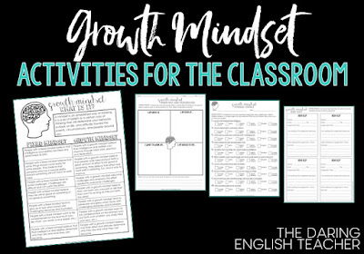 Classroom management: accepting late work and cultivating a growth mindset in your classroom.