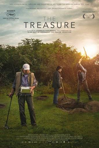 The Treasure (2015) ταινιες online seires oipeirates greek subs