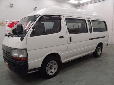 19606A2N7 2002 Toyota Hiace Commuter