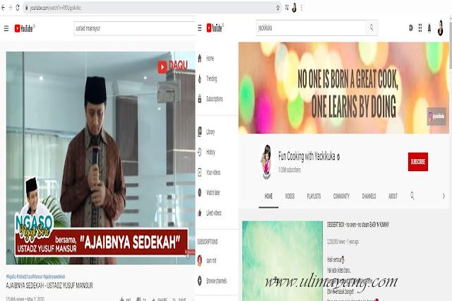 2-channel-favorite-saat-puasa-acara-tausiah-ustat-yusuf-mansur-dan-masak-fun-cooking-with-yachkikuka