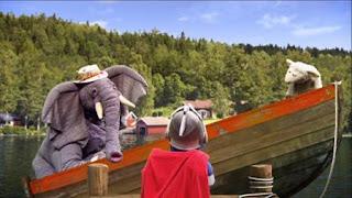 Super Grover 2.0 Rockin' the Boat, sheep, Elephant, Sesame Street Episode 4404 Latino Festival season 44