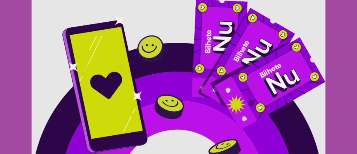 Promoção Nubank Vida 2021 Bilhetes Prêmios
