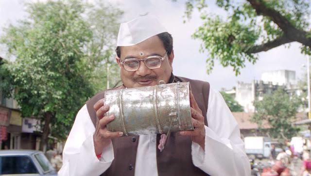 Vijay Chavan in Mumbaicha Dabewala