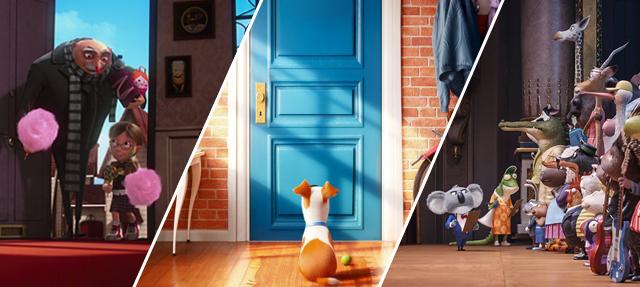 Οι Παιδικές Ταινίες Κινουμένων Σχεδίων της Illumination Entertainment