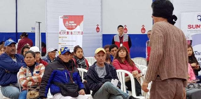 Migración masiva de venezolanos obliga a Acnur a abrir oficinas en Perú