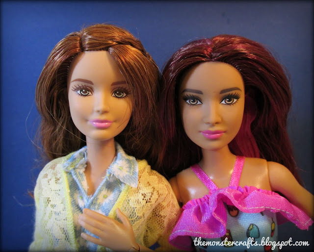 Barbie Fashionistas Miranda Charlie Bell