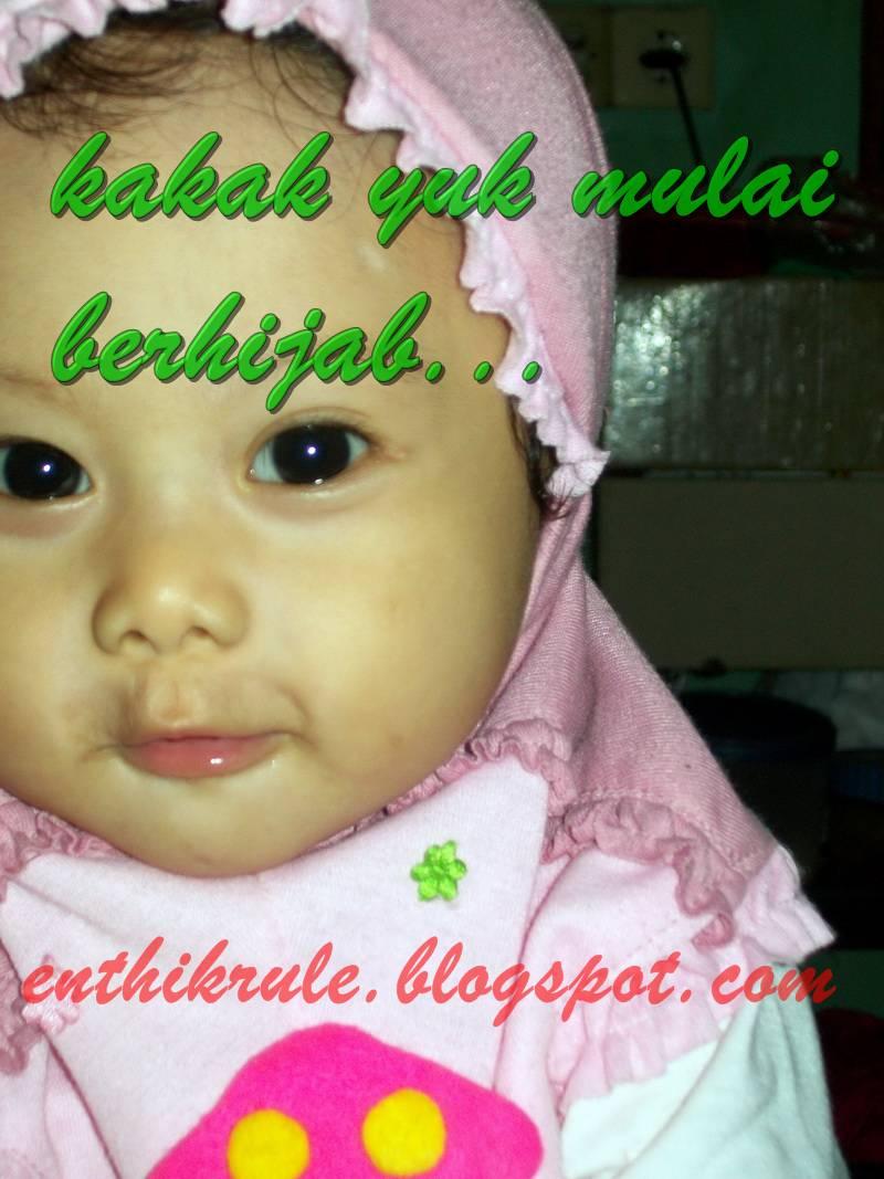Hijab Siapa TakutPesan Dari Si Imut Imut Enthik Rulez ER