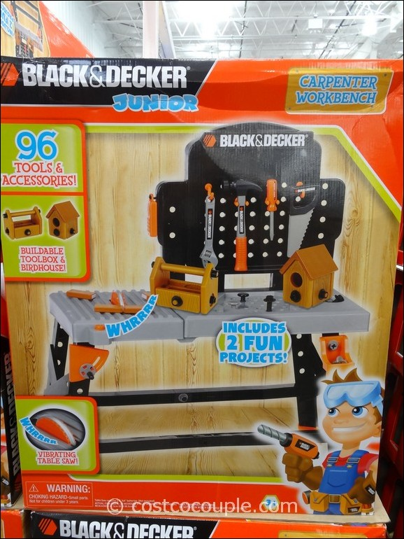 Awesome Black And Decker Toy Workbench Assembly Instructions Ibusinesslaw Wood Chair Design Ideas Ibusinesslaworg