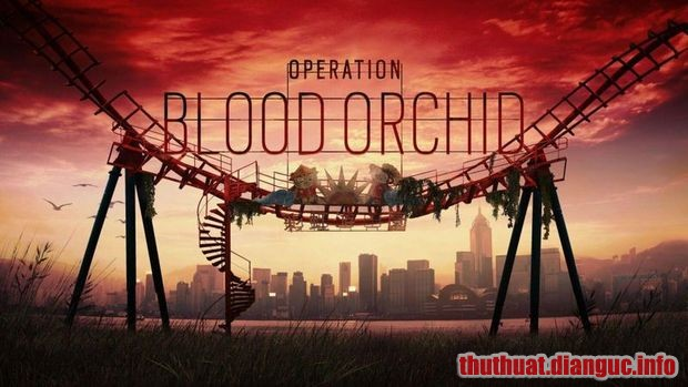 tie-smallDownload Game Tom Clancy's Rainbow Six Siege: Operation Blood Orchid