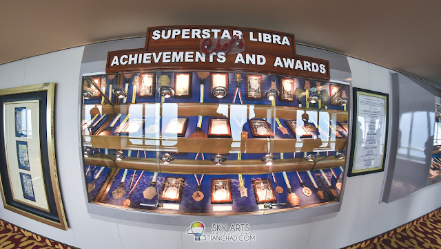 Star Cruises Superstar Libra 丽星邮轮 天秤号 3D2N 槟城 普吉岛 Penang Phuket starcruises libra Achievements Awards