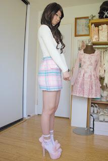 emiiichan blog ☆  one spo online order 2  rabbit fur