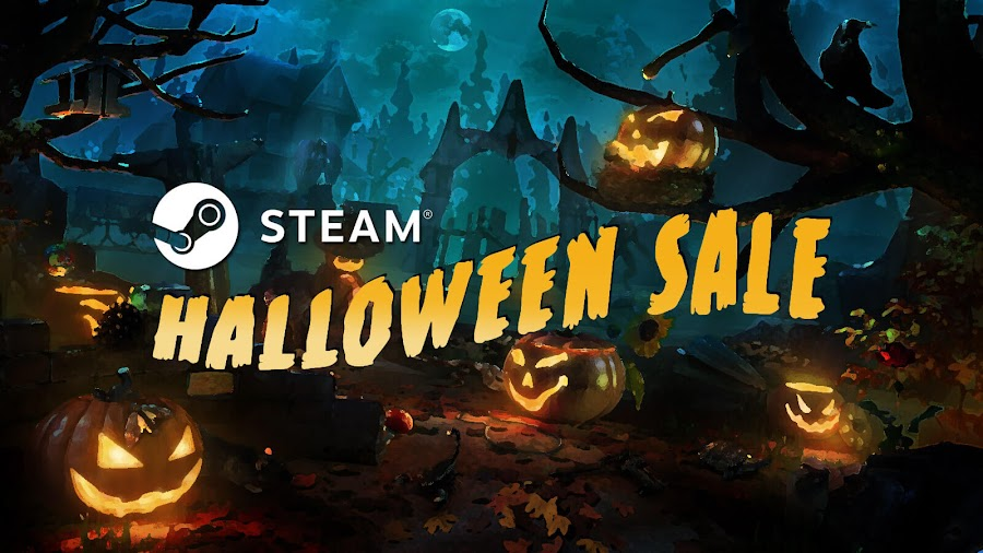 steam halloween sale 2018 games pc valve corporation killing floor 2 left 4 dead 2 rocket league resident evil 7 the evil within zombie army trilogy