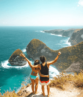 Traveling Nusa Penida Blue Paradise Island
