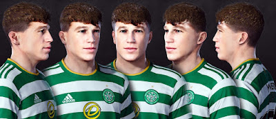 PES 2021 Faces Jack Hendry by Ultra1312