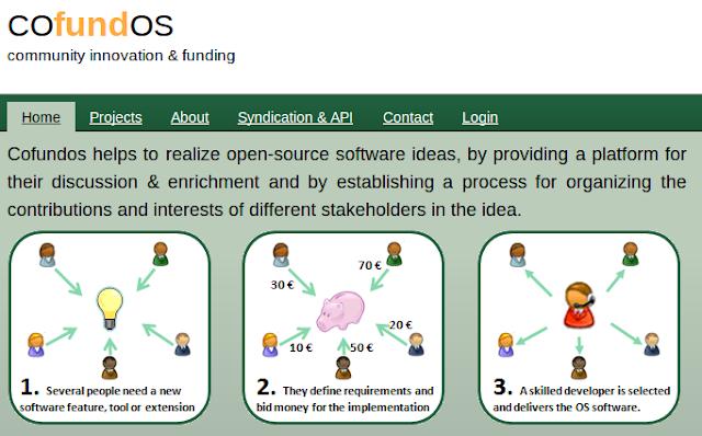 best kickstarter crowdfunding alternatives for open source software