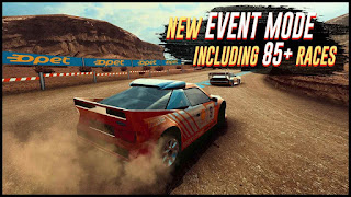 Rally Racer EVO v1.1 Mega Mod