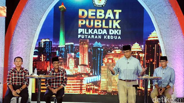 debat Pilkada DKI Jakarta
