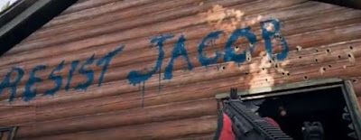 Far Cry 5, Prepper Stash, Jacob's Region, Entrance Window