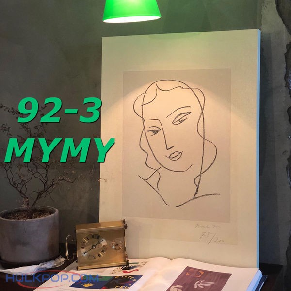 MyMy – Seoul, New York – Single