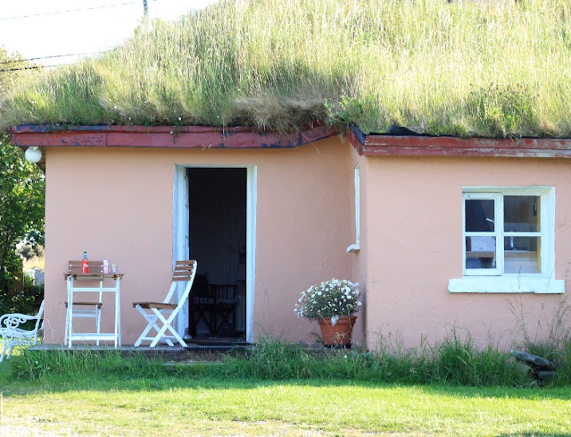 Grass Roofed Cottage Mayo