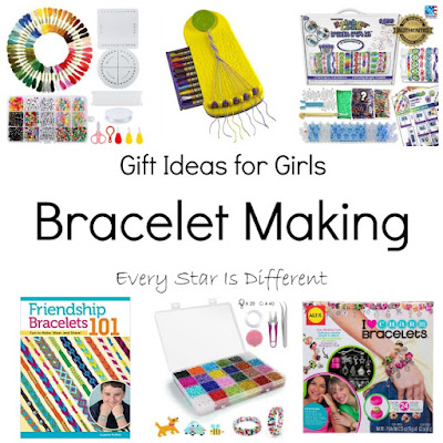 Gift Ideas for Girls: Bracelet Making