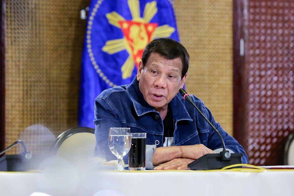 """Duterte declares """"enhanced community quarantine"""" for entire Luzon"""