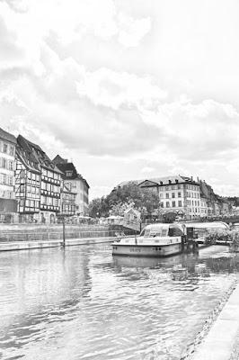 Il tour in barca tra i canali di Strasburgo
