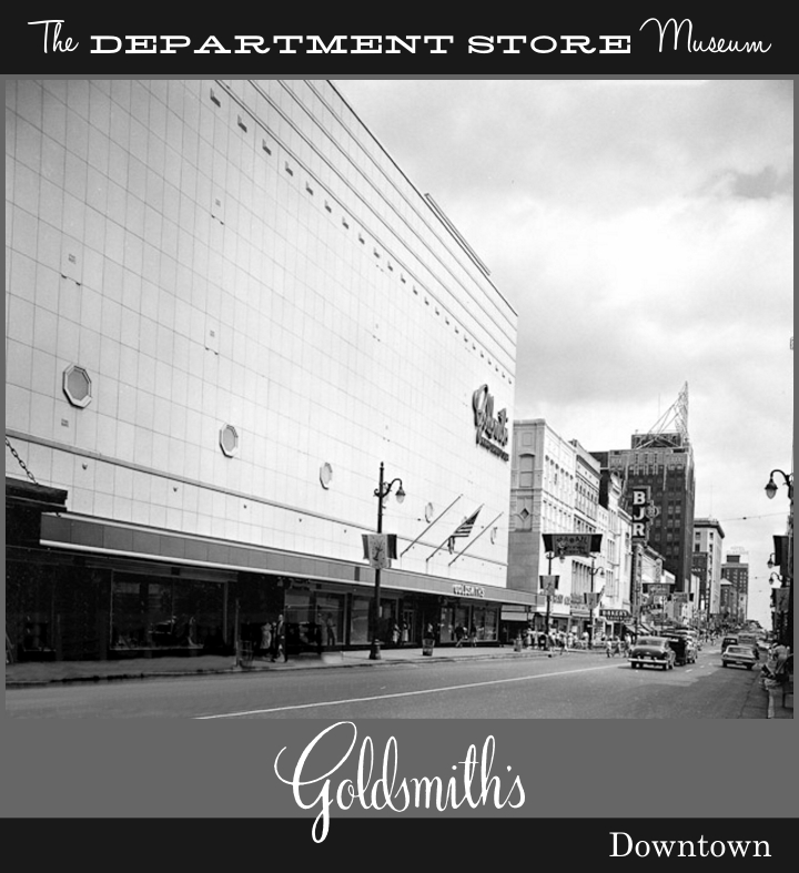 The Department Store Museum: Goldsmith's, Memphis, Tennessee