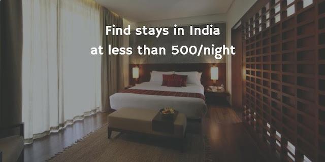 Stays in India below 500 rupees